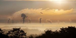 탄소배출 이산화탄소배출량과영향 화석 연료의 사용이 증가할때부터 증가한