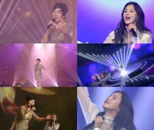 '트로트퀸' 박연희 지원이, 서로 다른 매력으로 최고의 대결 펼친다