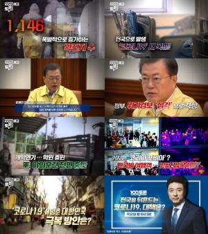 '100분 토론' 코로나19 다룬다... 박원순 서울시장-김승희 의원-엄중식 교수-신상엽 위원장 패널로 출연