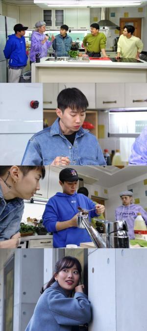 '맛남의 광장' 박재범, 어떤 연유로 그 동안 못나왔나?... 경상남도 남해 시금치· 홍합 요리 이목집중