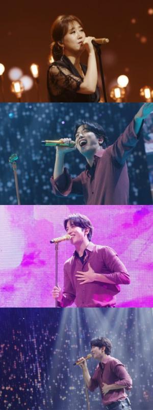 김완선· 김용임· 한혜진 ·홍진영· 김신영· 양동근 등 트롯신이 떴다 절친들 출격