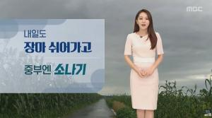 내일 서울 등 중부지방 강한 소나기 내린다... 장마 소강상태 오늘밤 대부분 지역 열대야