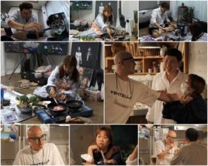 아내의맛 홍현희 제이쓴, 홍석천왔 카페 창업 위해 개발한 기상천외 신메뉴 평가 받아