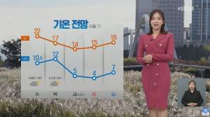 [오늘의 날씨] 서울 등 수도권 미세먼지 나쁨 낮 최고 기온 23도... 내일 일부지역 비