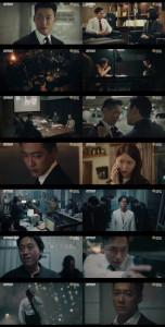 '검은태양' 남궁민, 자신 찾아왔던 인물 기억 '반전 엔딩'